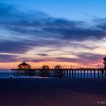 Hyper-Lapse of A Day in Huntington Beach