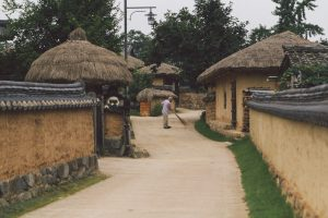 Andong Hahoe Village