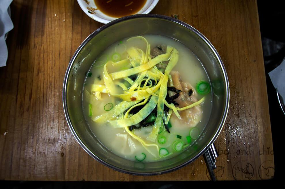 Bukchon Manduguk Soup