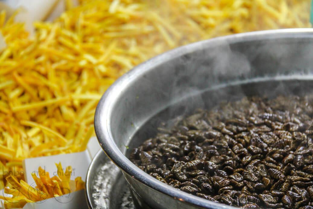 Bundegi - Korea's Strangest Food