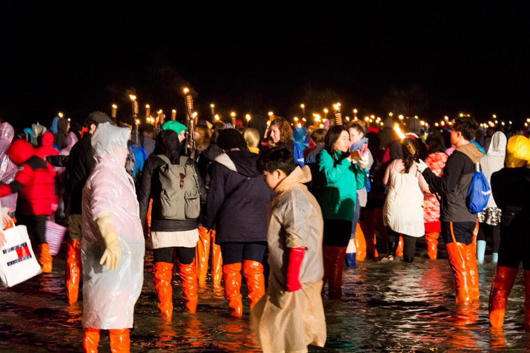 Jindo Miracle Sea Festival