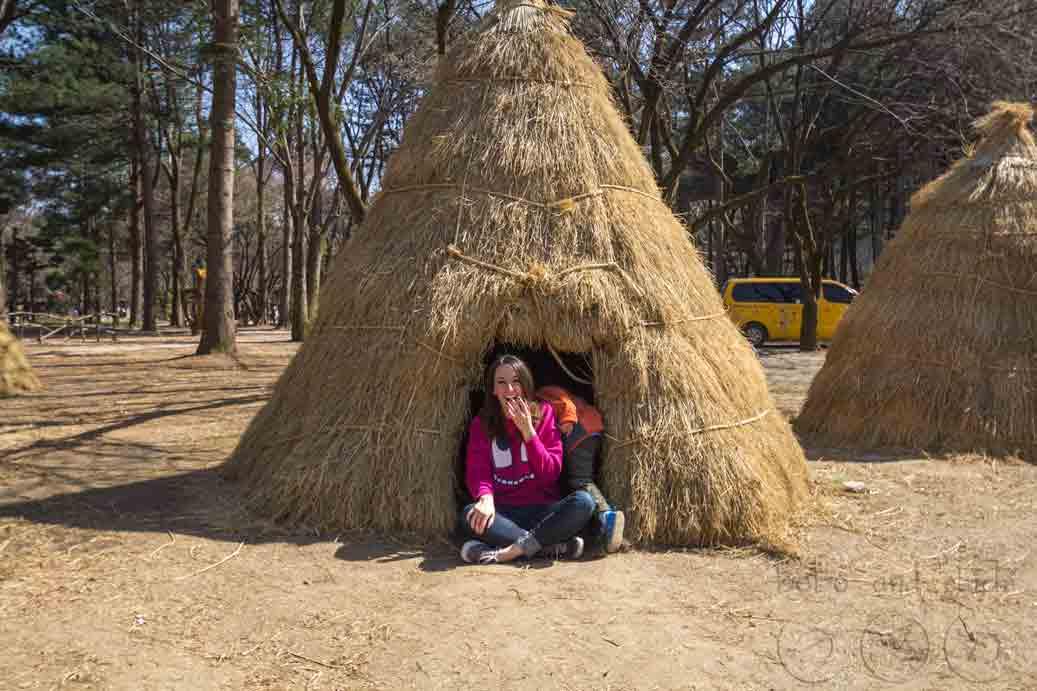 Nami Island Tent 4