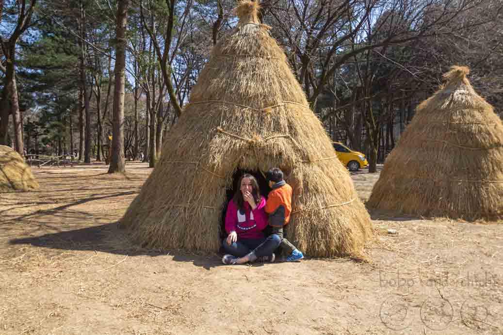 Nami Island Tent 2