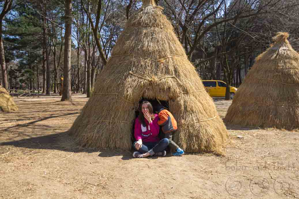 Nami Island Tent 3