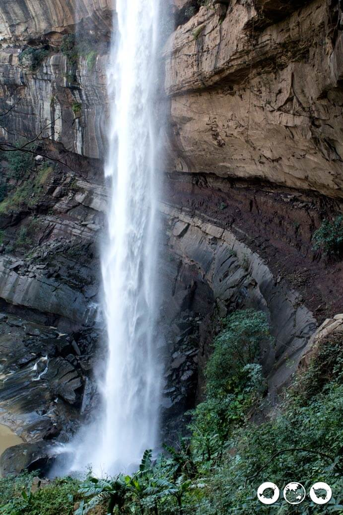 Tad Soung Waterfall
