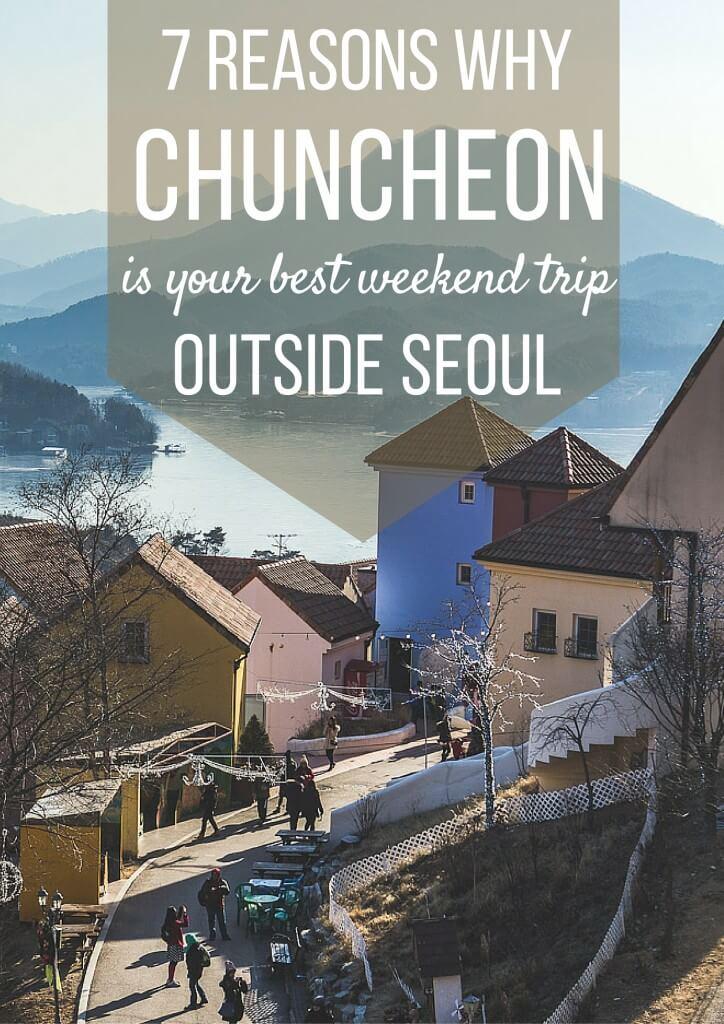 Best Weekend Trip Outside of Seoul