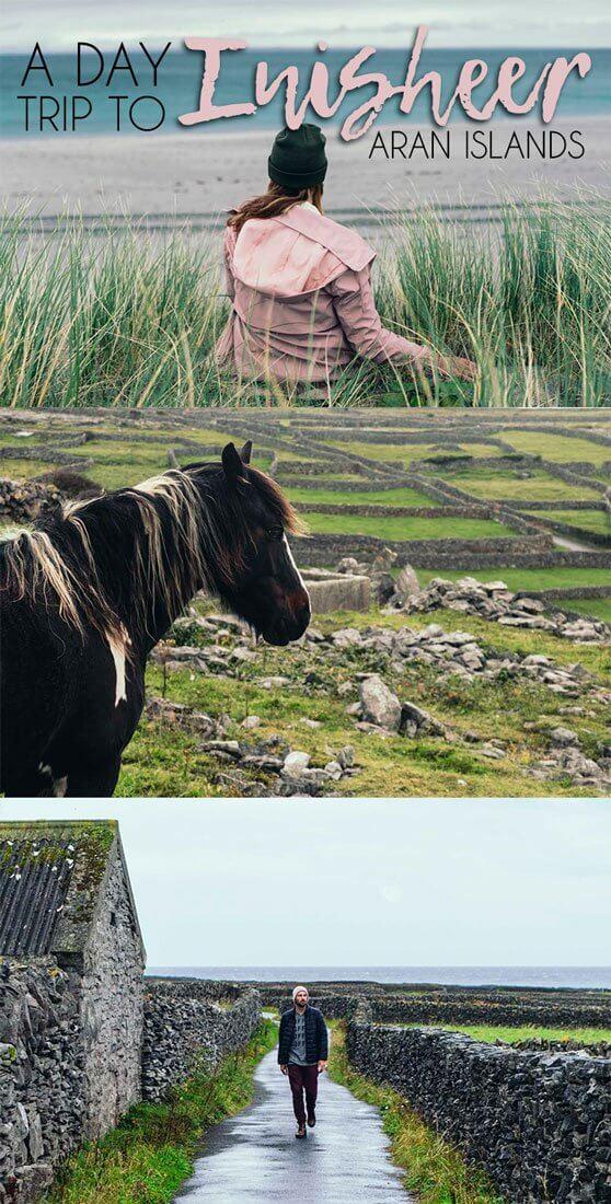 A Day Trip to Inisheer Aran Islands Ireland