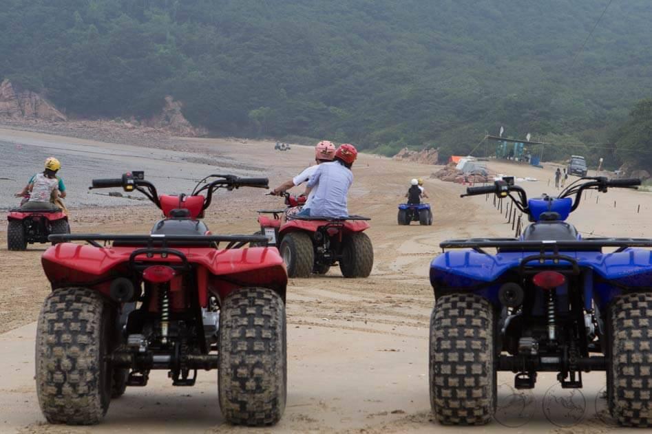 Muuido Island ATV