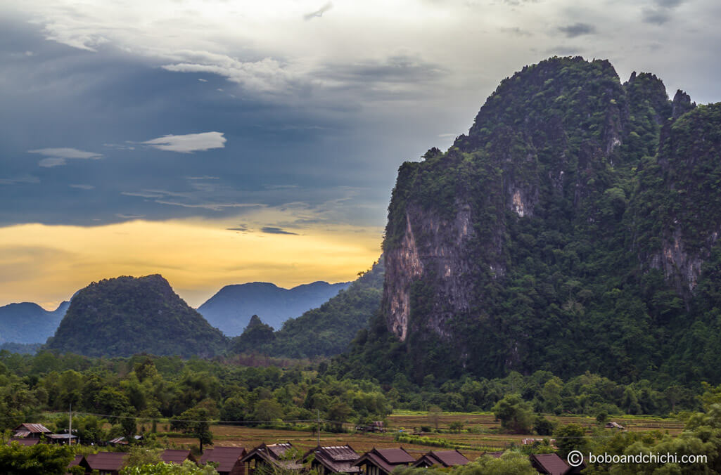 7 surprising reasons to visit vang vieng bobo and chichi for Domon river guesthouse vang vieng