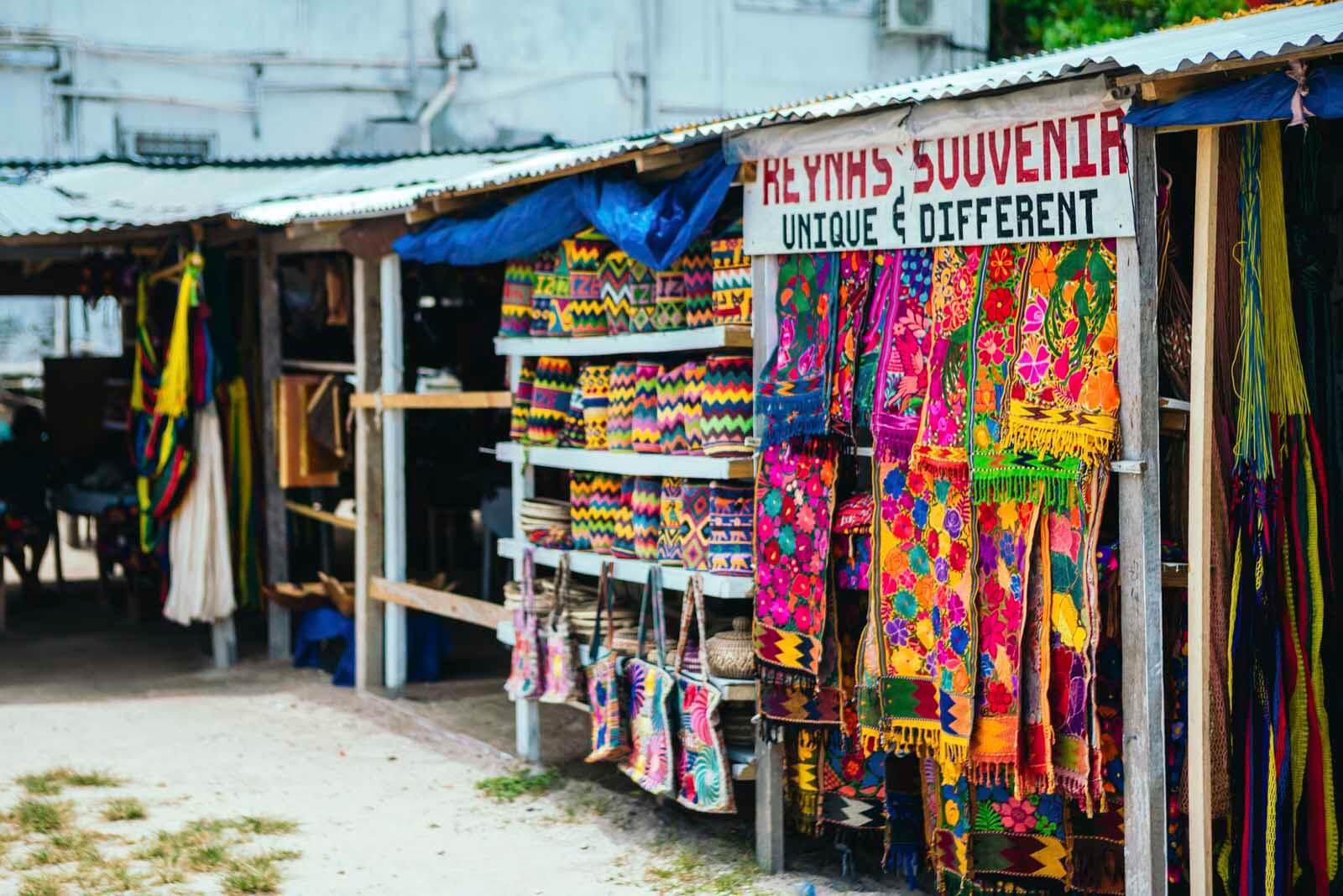 Artisan Market in San Pedro