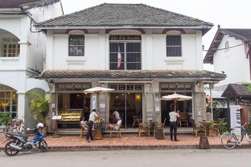 Bakery in Luang Prabang