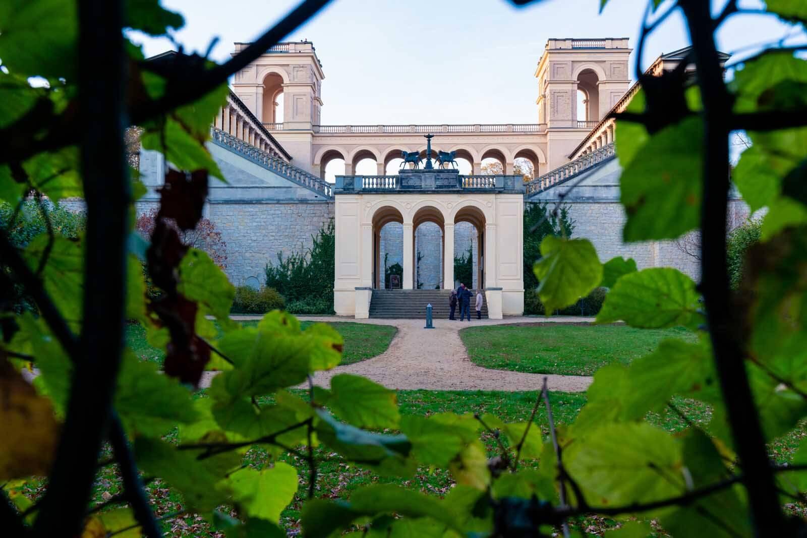 Belvedere Pfingstberg Palace Potsdam Germany