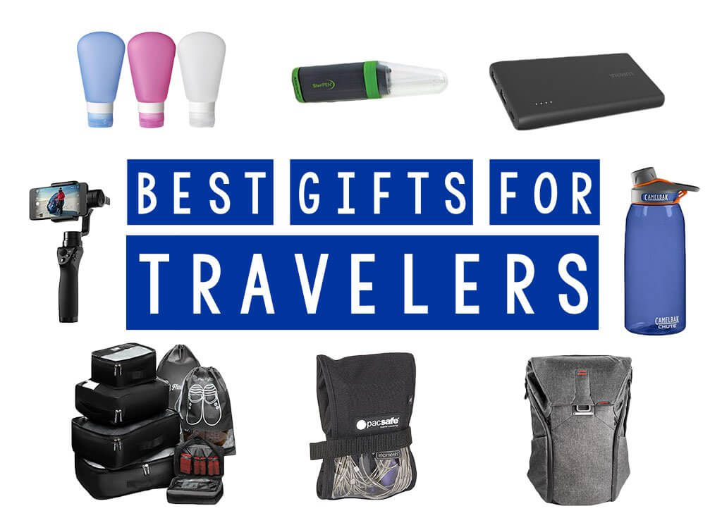 The best gifts for travelers that money can buy bobo and for Good gifts for a traveler