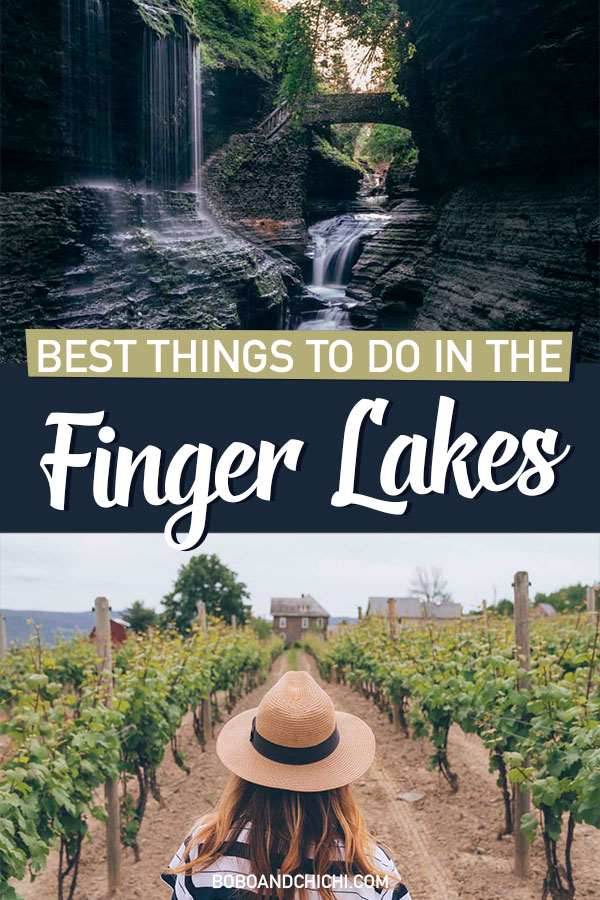 Travel guide to the finger lakes ny and the best Finger Lakes attractions