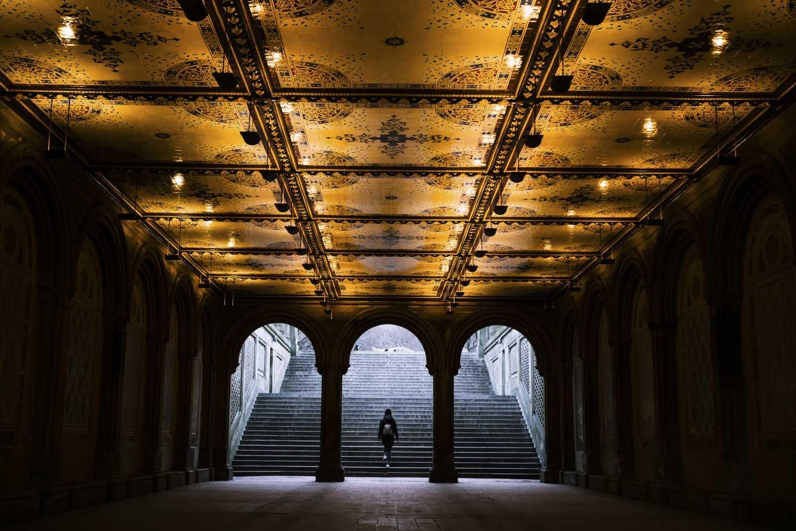 Central Park Bethesda Arcade