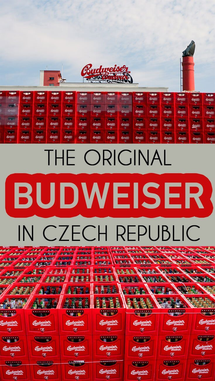 Budweiser Czech Republic
