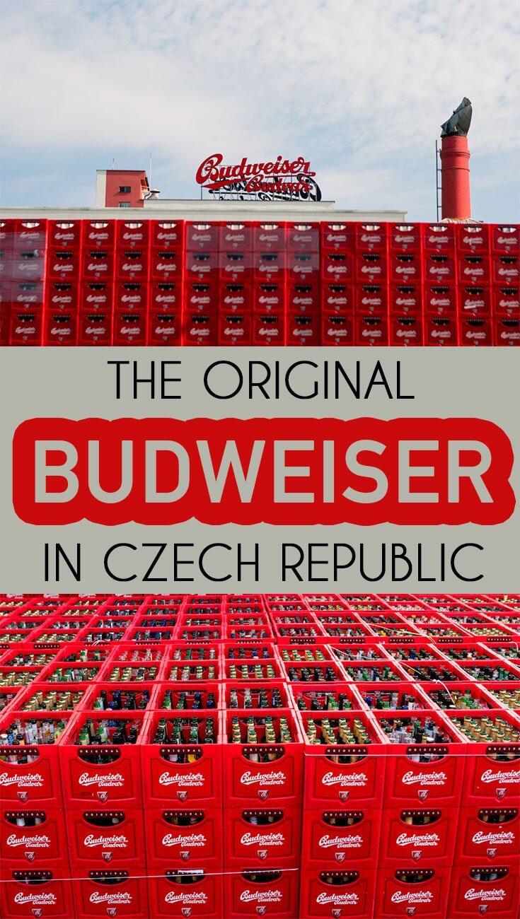Budweiser Czech Republic