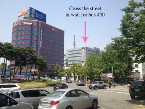Directions to Boseong Tea Fields