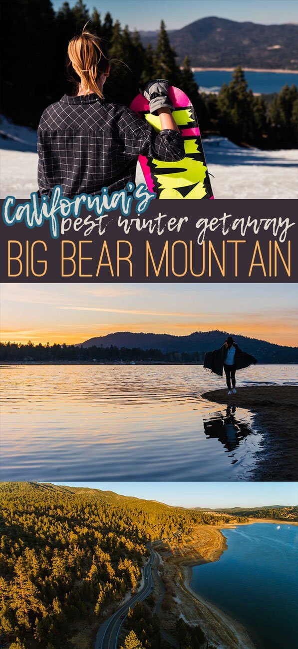 Big Bear Mountain California