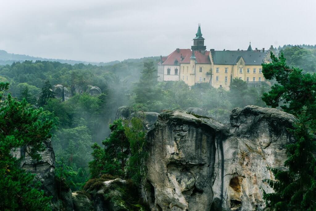 Castle Hruba Skala Bohemian Paradise
