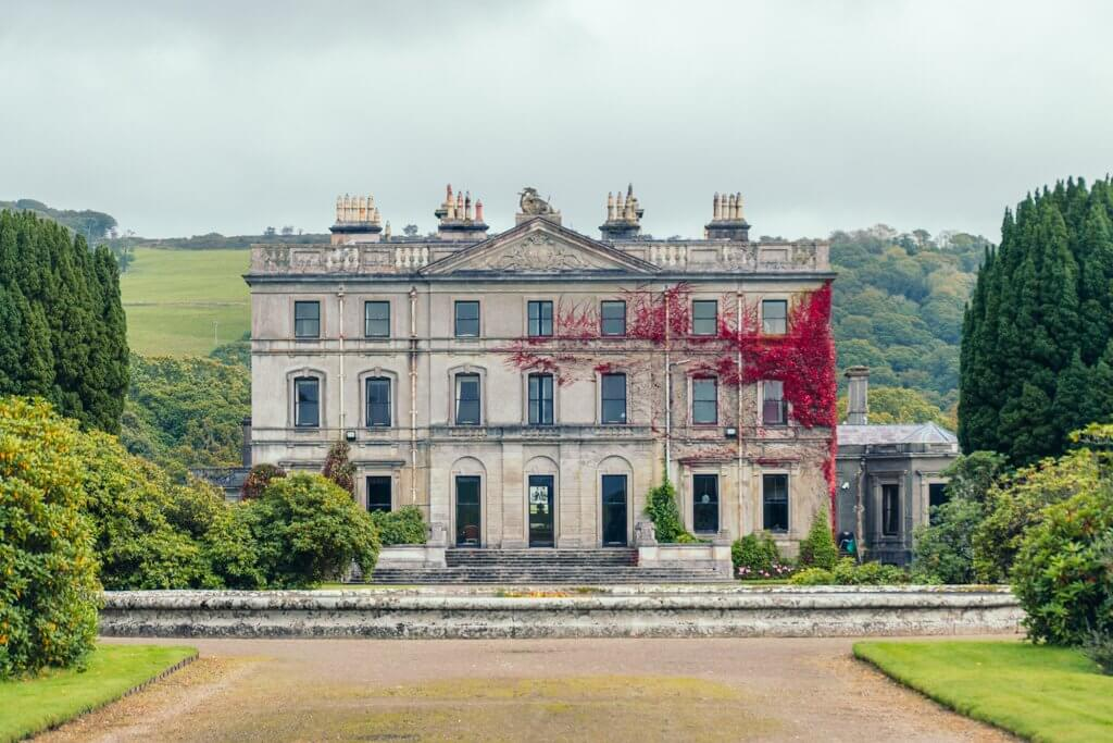 Curraghmore House Ireland