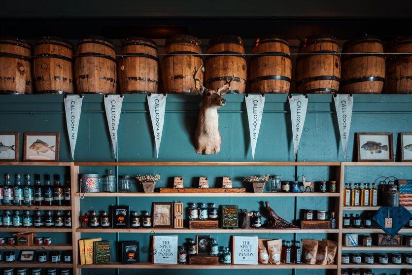 Catskills Provisions Distillery in Callicoon New York