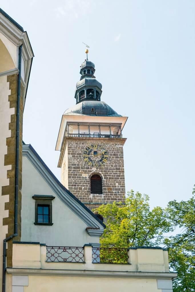 Black Tower Ceske Budejovice