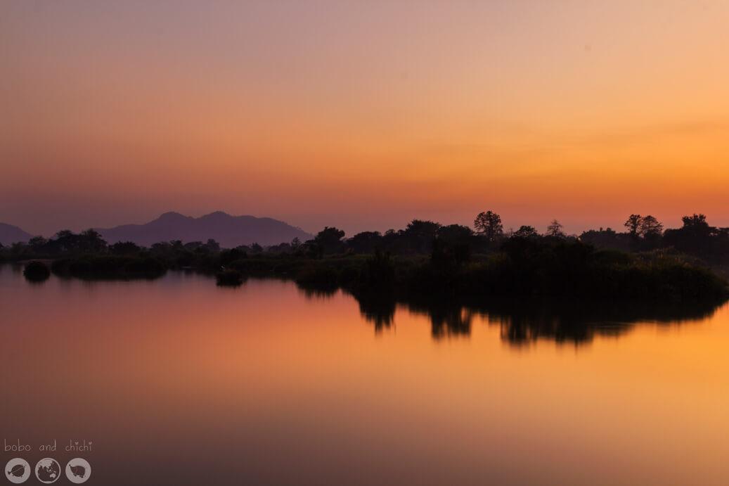 Don Det Sunset