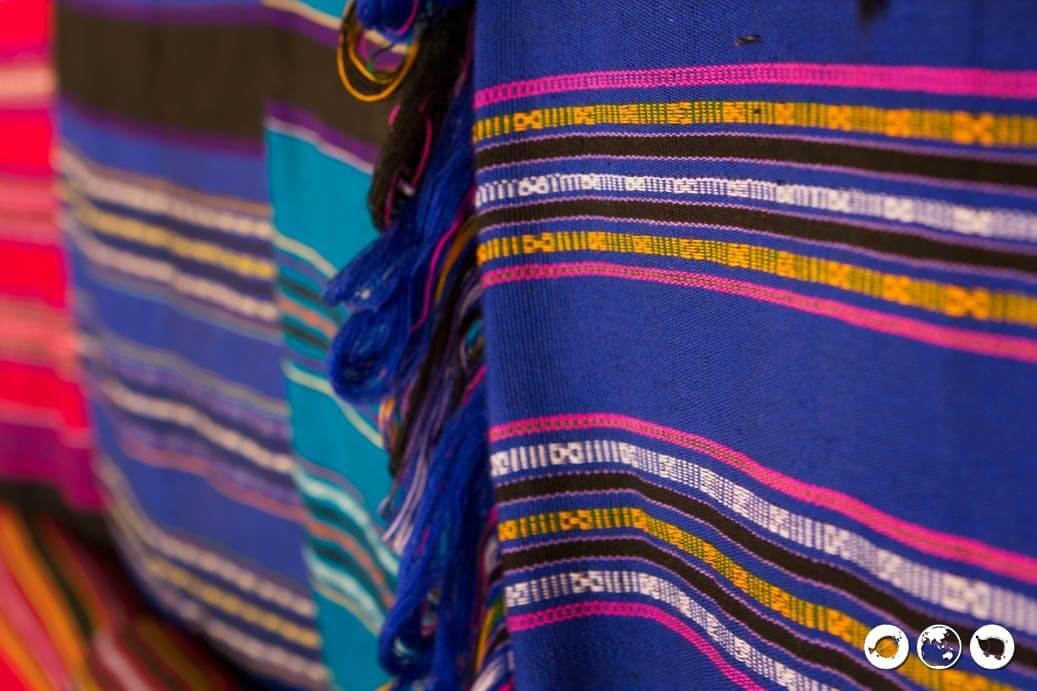textiles in Bolaven plateau