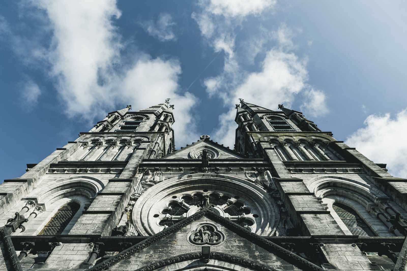 St Fin Barres Cathedral Cork Ireland