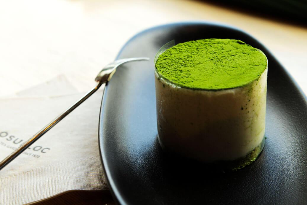 Osulloc Tea House Bingsu