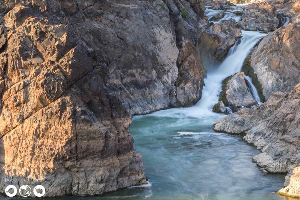 Don Det Waterfall