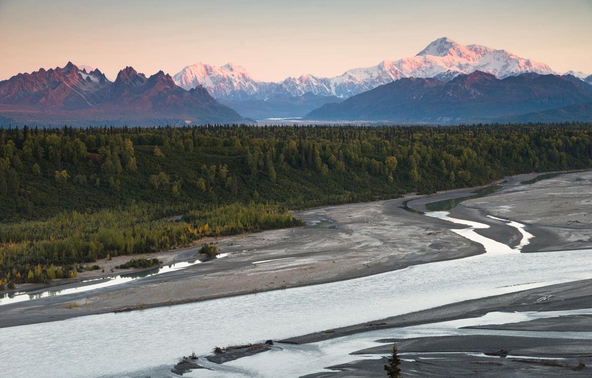Denali Viewpoint North in Alaska