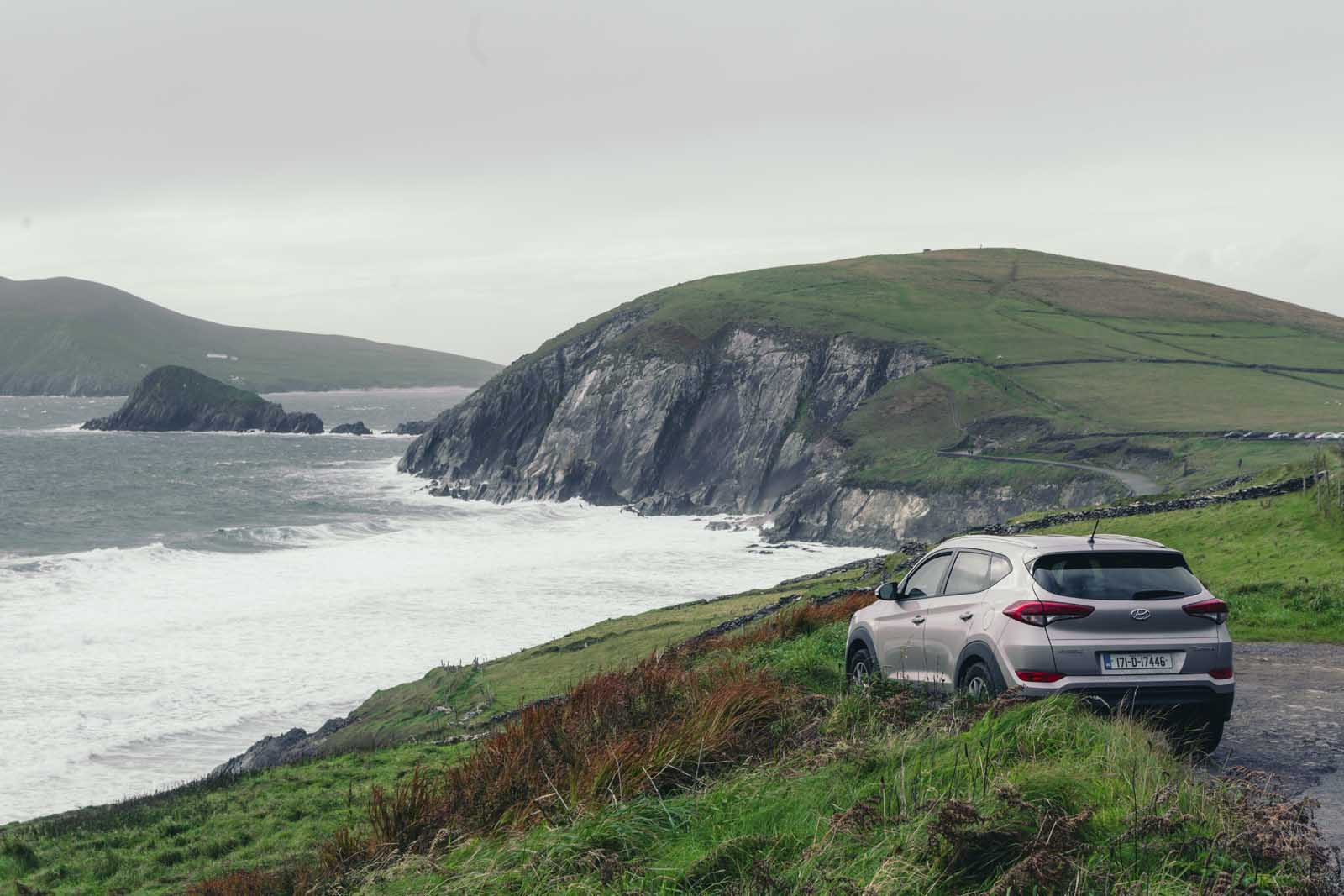 Rental-car-in-Ireland