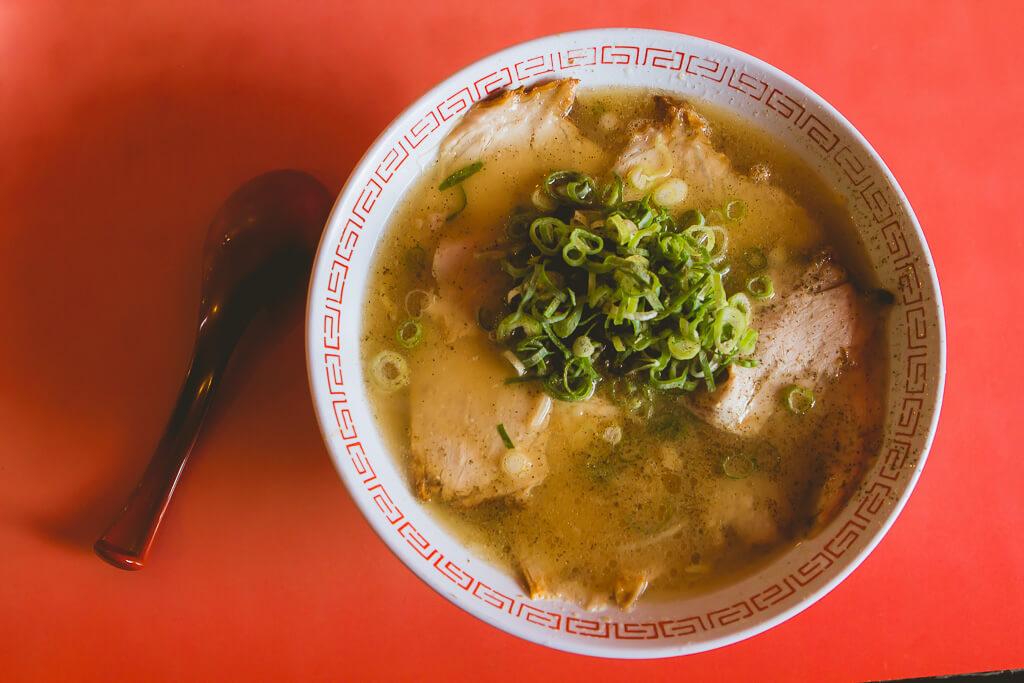 kinryu pork Dotonbori Osaka Ramen
