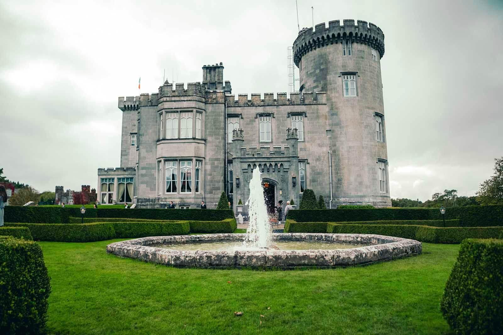 Dromoland Castle Hotel in Ireland