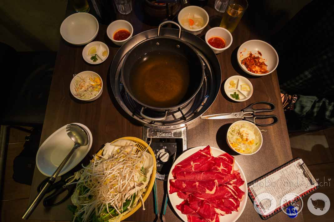 Shabu in Korea