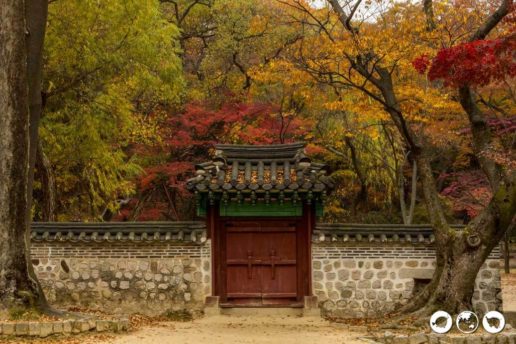 Changdeokgong Secret Garden