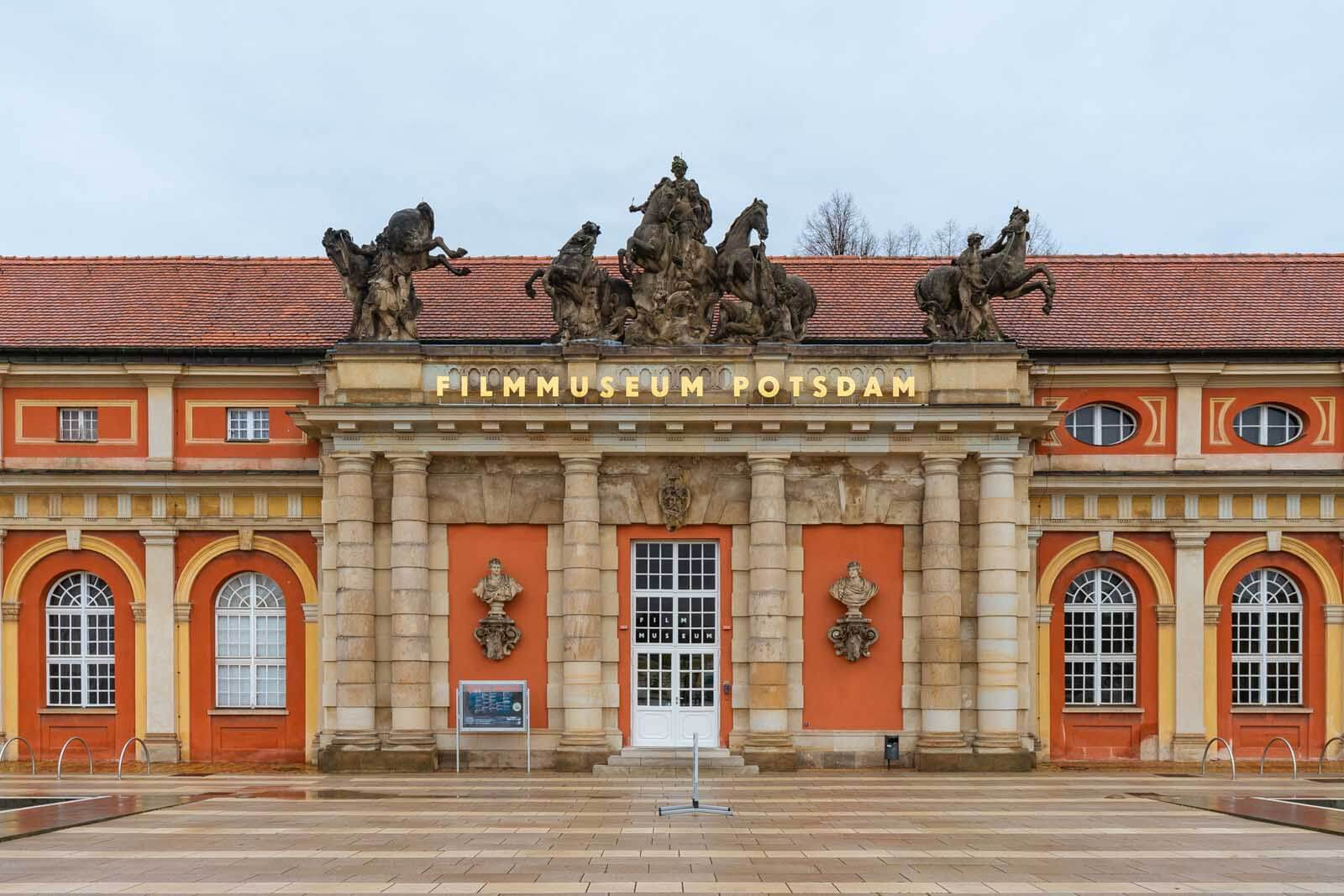 FilmMuseum in Potsdam Germany