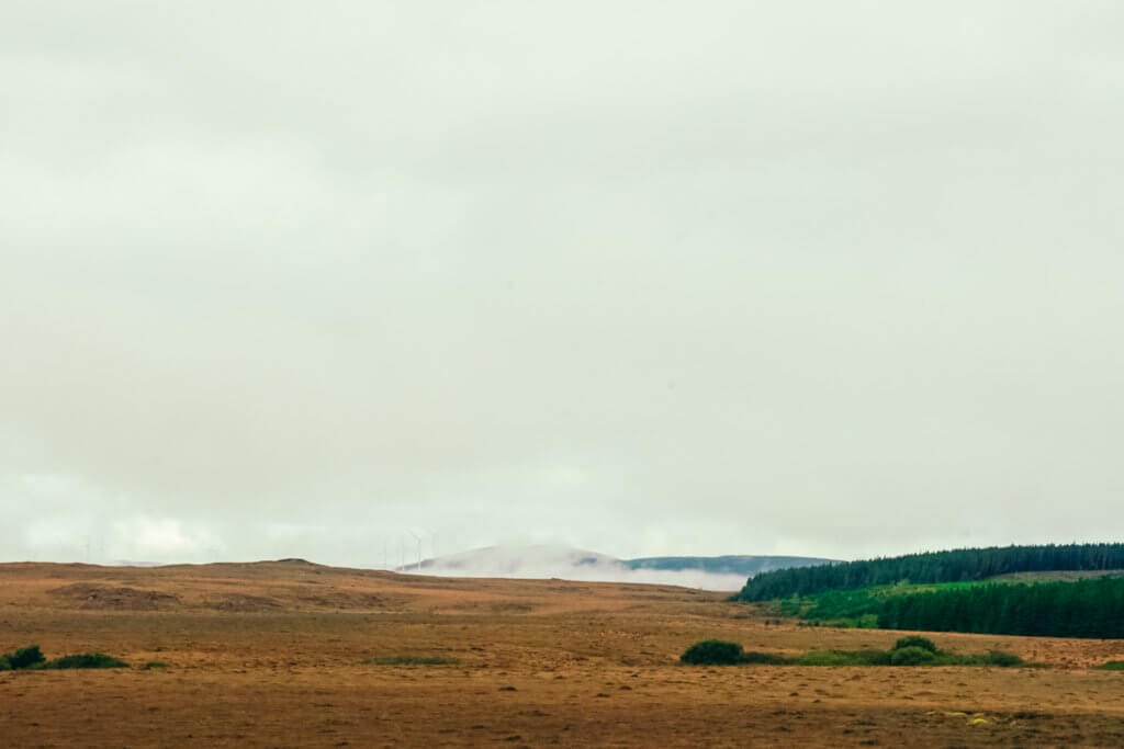 Connemara Ireland Landscape
