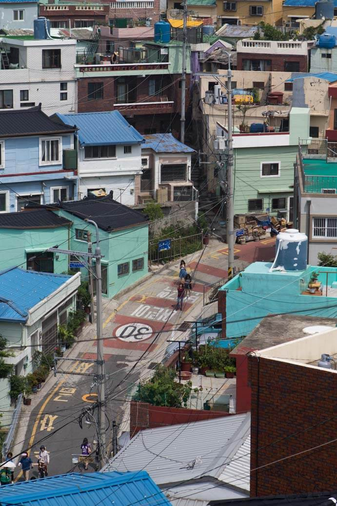 Gamcheon Culture Village | Busan Attractions