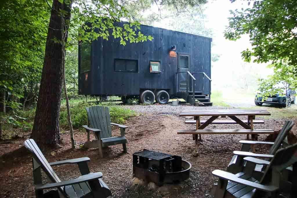 Getaway House DC Tiny Cabins