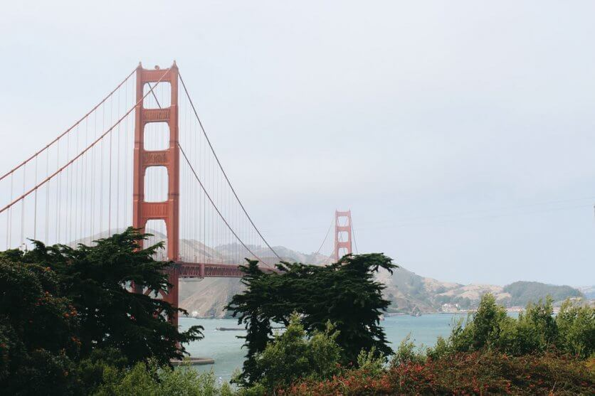 Golden-Gate-bridge-in-San-Francisco-by-Katie-Hinkle