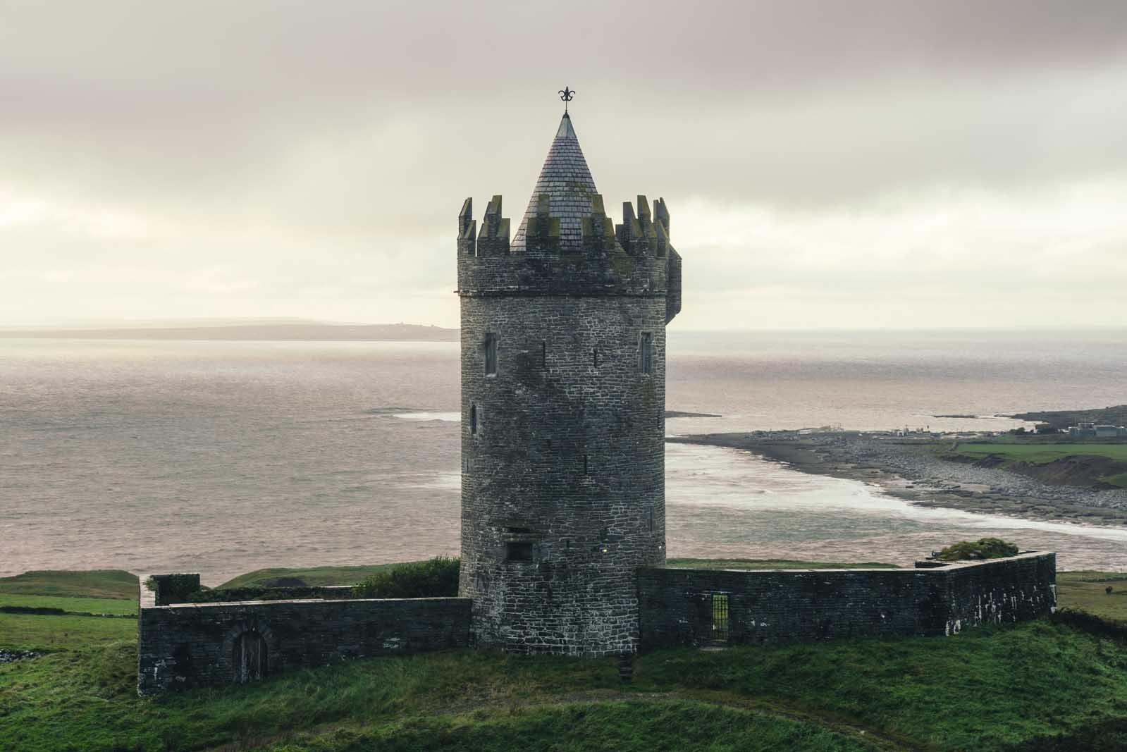 Doonagore Castle Doolin Ireland