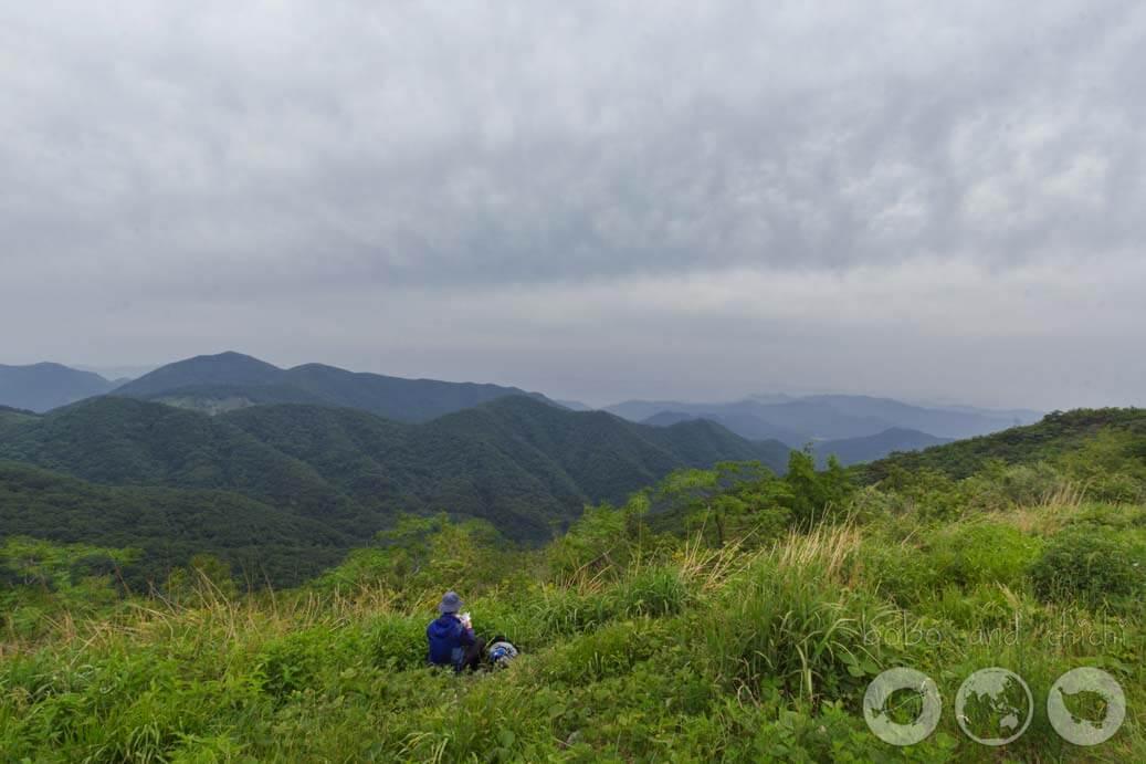 Mudeungsan Jungmeorijae Pass
