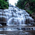 Amazing Waterfalls in the Finger Lakes New York