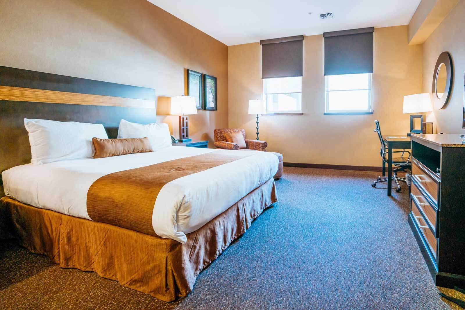 Room at Hotel Maison in Yakima