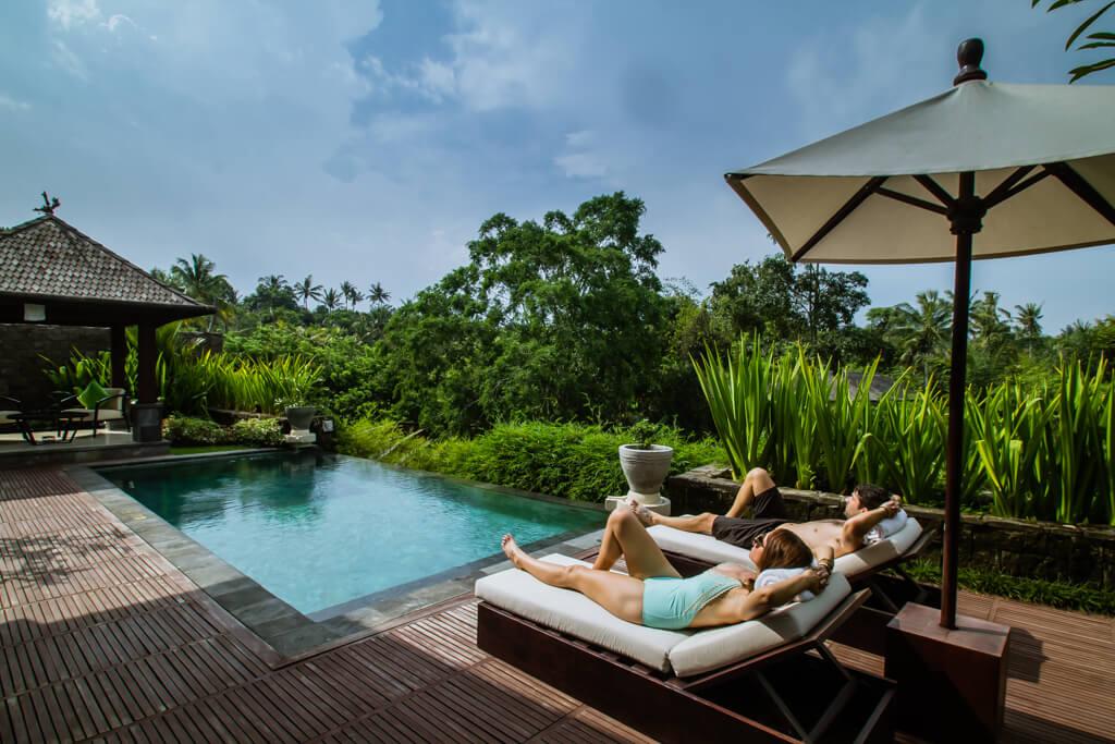 Bali poolsite Sanctoo