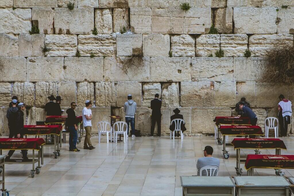 Western Wall Jerusalem Old City