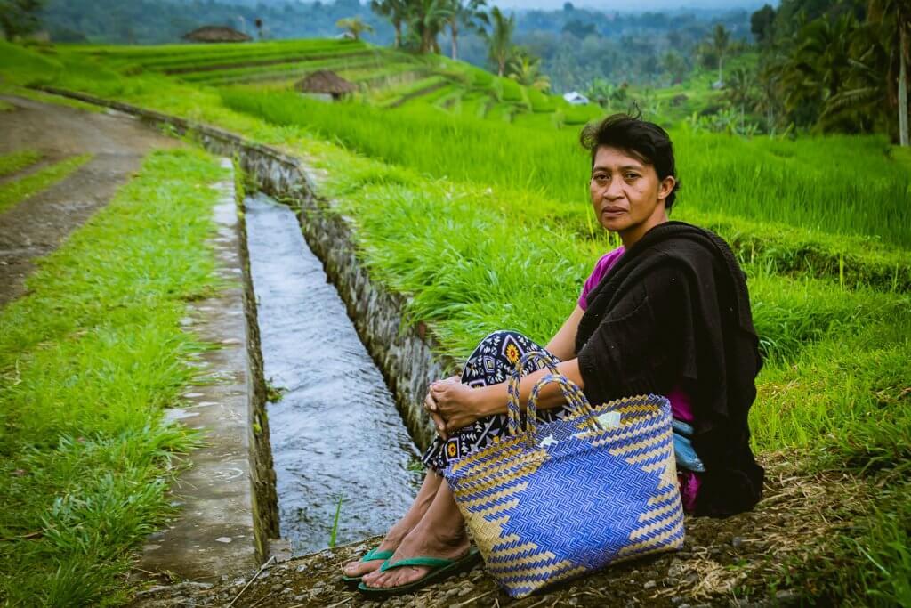 Jatiluwih Rice Terraces Bali